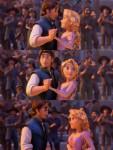 The moment true love blossoms