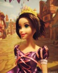 Modified Rapunzel doll-great job!
