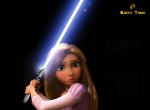 Rapunzel Jedi#2